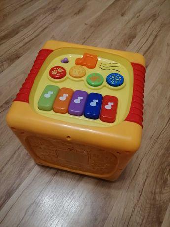 Interaktywna kostka dla dzieci