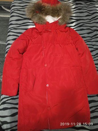 Куртка зимова жіноча ( L)