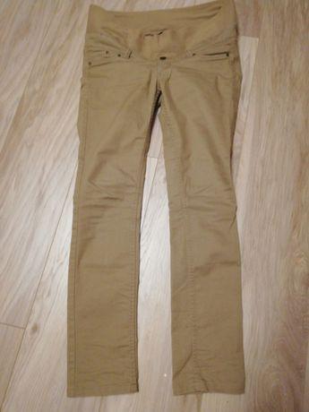 Spodnie ciążowe H&M Mama 34 XS 160 niski pas