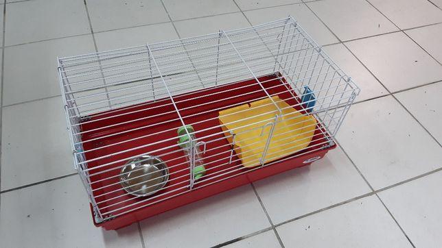 Gaiola coelho com acessórios