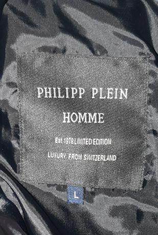 Kurtka Philipp Plein rozm L moncler  jenot Limited edition