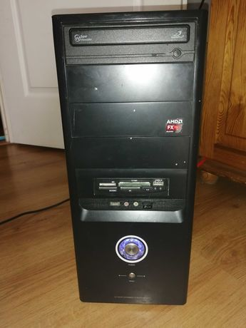 Komputer stacjonarny 16GBRAMAMDFX8300GT30