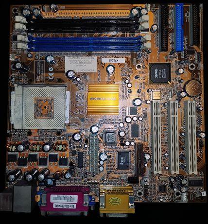 ECS EliteGroup K7SOM Motherboard