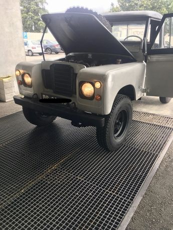 Land Rover Serie III Pick-up 109