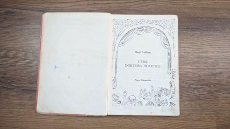 Książka Cyrk doktora Dolittle