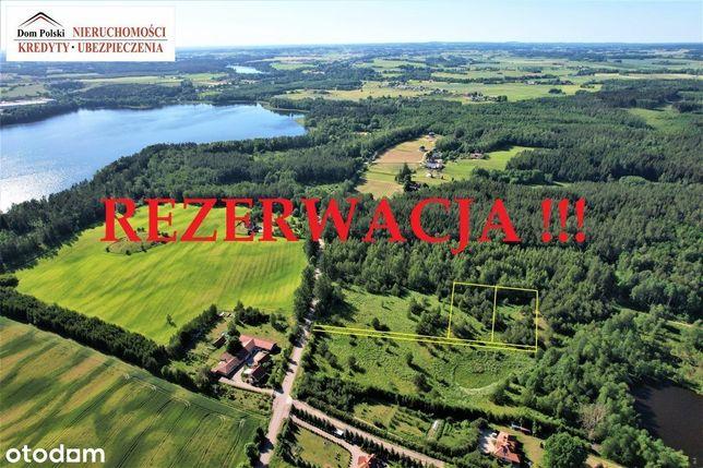 Atrakcyjne działki 1874 m2 - Możne, gm. Olecko