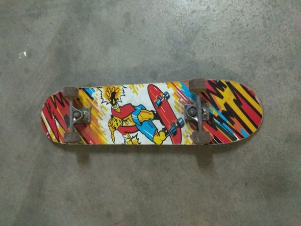Skate de adulto usado