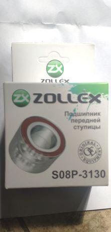 Подшипник ступицы ZOLLEX Ланос Сенс 2108, 1102