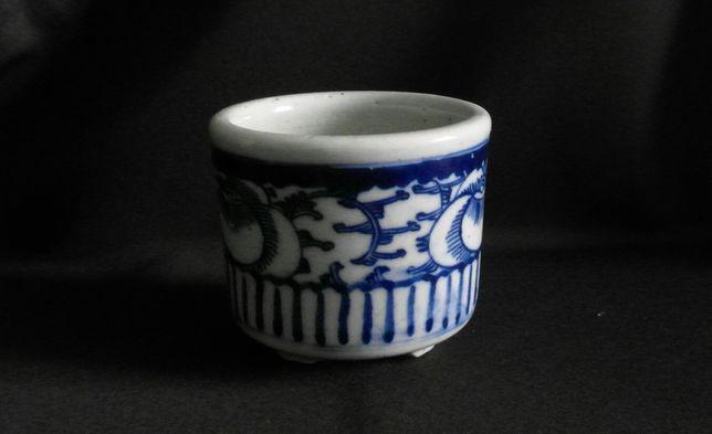 Antyczna donica waza, flowerpot Qing 18th-19th. (paczka B)