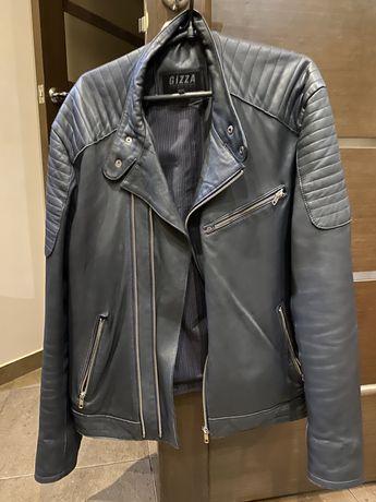 Продам кожаную куртку (пиджак)