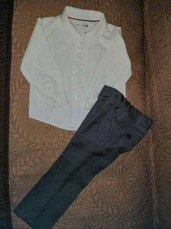 Костюм. Рубашка и брюки