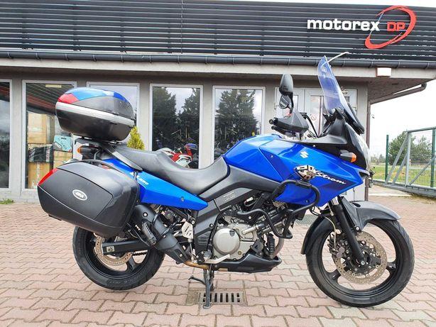 Suzuki DL650 DL 650 VSTROM V-STROM Motorex DP Gniezno