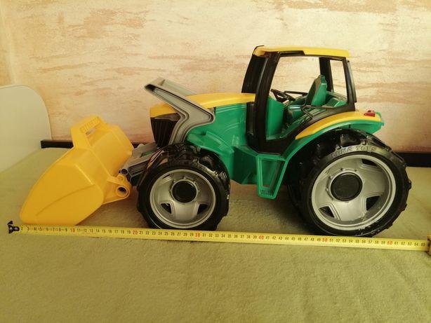 Traktor, super zabawka dla najmłodszych,