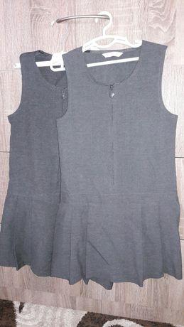Школьный сарафан, сукня шкільна,mark Spenser, M&S