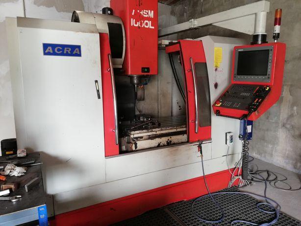 Centro maquinação Eumach ACRA AHSM 1000L