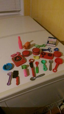 Игрушки кухня для девочки на всех фото