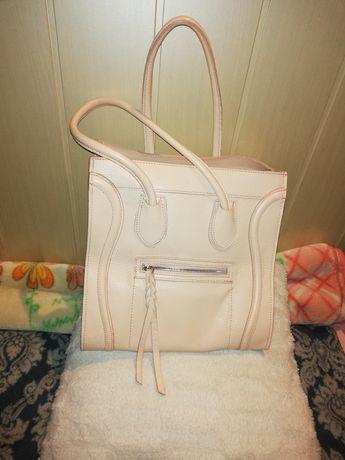 Skórzana torebka Celine Bag