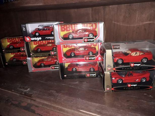 Colecção Ferrari Sec. XX - Bburago 1/24