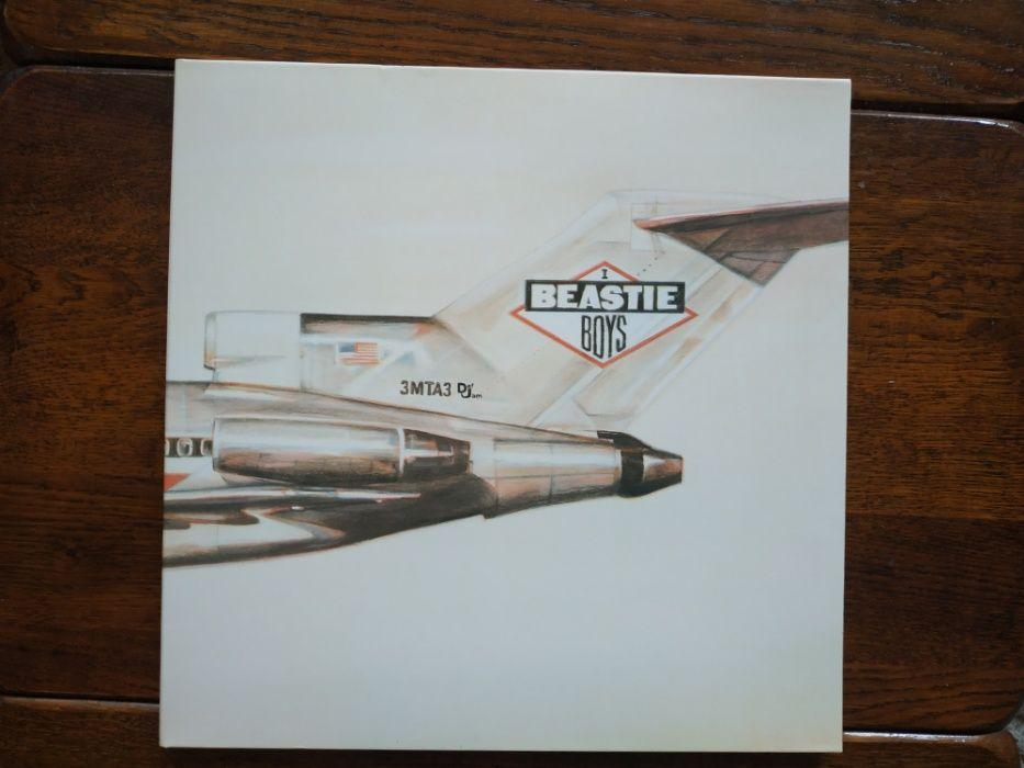 Beastie Boys - Licensed to Ill płyta winylowa