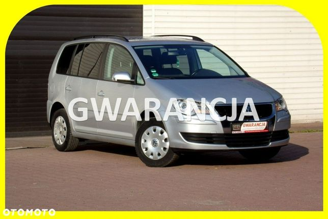 Volkswagen Touran Lift / Klimatronic / 7 Osobowy / 1,6 / MPI