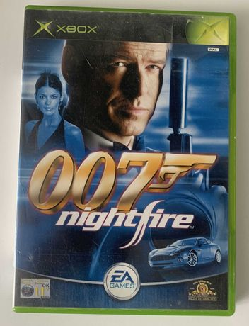 007 Nightfire Xbox