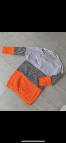 Bluza neonowa tunika