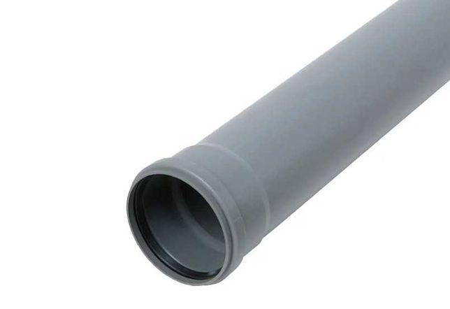 Труба канализационная 110х2000 мм Б/У