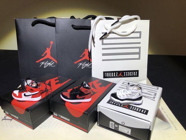 Air Jordan Chicago Bulls breloki