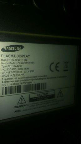Telewizor Samsung 42 całe