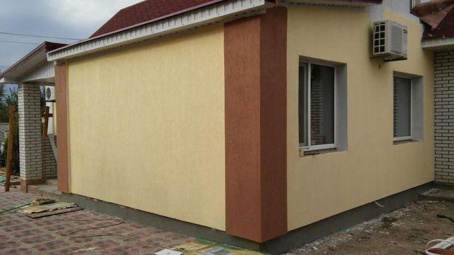 Короед Барашек Утепление фасадов домов пенопластом Кровельные работы