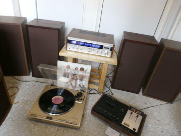 Stereo VINTAGE - Marantz 100 % Marantz - jedyny i wyjątkowy z gramofon