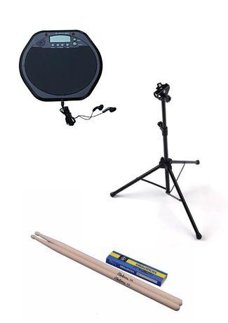 """Perkusyjny zestaw ćwiczeniowy Practice Pad ArsNova 8"""" Electro"""