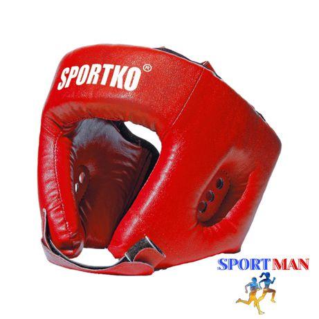 Шлем боксерский Sportko защита бокс