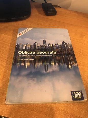 Podręcznik Oblicza geografii