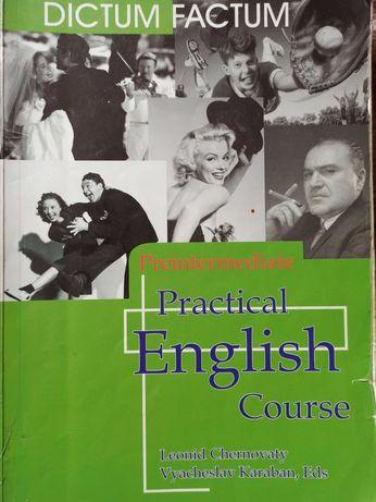 Dictum Factum 1  Practical English course