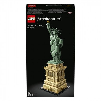 LEGO Architecture Statue of Liberty (Статуя Свободы 21042)