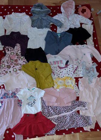 Paka dla dziewczynki 3-6 miesięcy 68