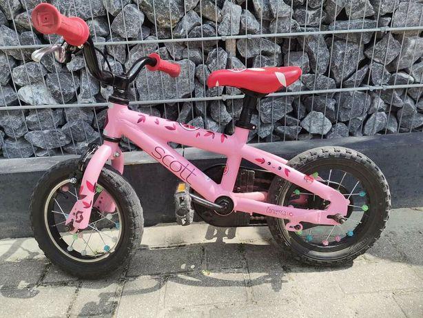 Scott rowerek dziewczęcy