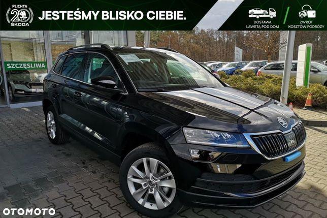 Škoda Karoq STYLE 1.5 TSI 150 KM + Wnętrze Mix + Nawigacja!