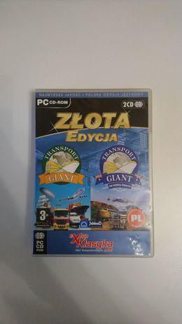 Gra  PC transport giant złota edycja