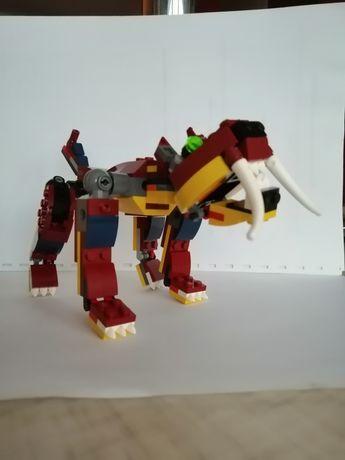 Продам лего огненный дракон 31102
