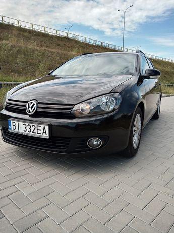 VW Golf VI 2010 1.4Tsi Bardzo Zadbane POLECAM
