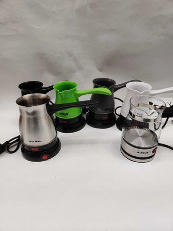Электрическая кофеварка, турка от 180. Электрокофеварка, электротурка