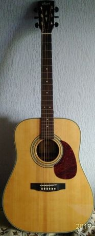 Продам гитару CORT EARTH 70 NT