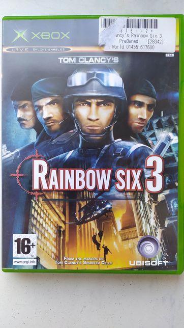 Tom Clancy's: Rainbow Six 3 Xbox classic
