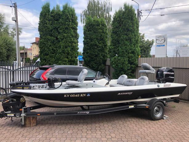 Łódź wędkarska Stratos 186XT bass boat