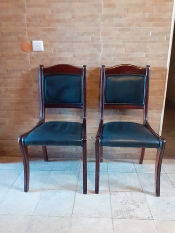 Cadeiras Vintage Clássicas/ Entrega em Lisboa