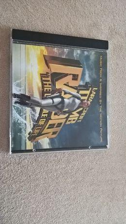 Płyta z muzyką z filmu Tomb Raider The Cradle Of Life