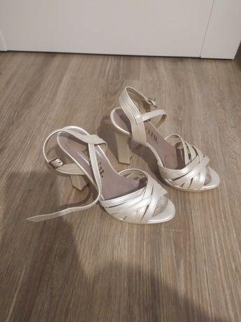 Buty ślubne Brilu rozmiar 36