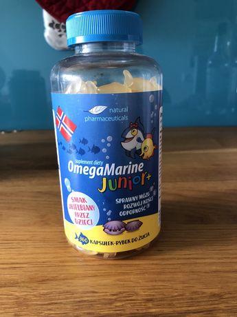 Sprzedam witaminy OmegaMarine junior+